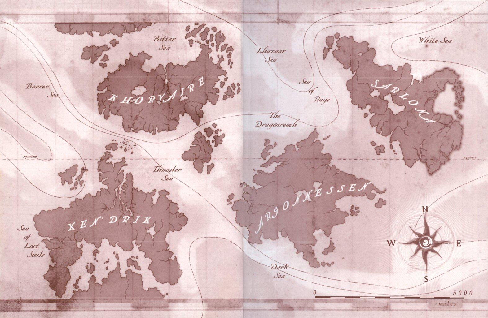 Eberron World Map Related Keywords & Suggestions Eberron World Map